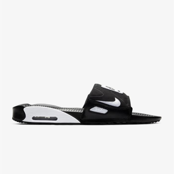 Claquettes Nike Air Max 90 Slide Couleurs multiples - Cdiscount ...