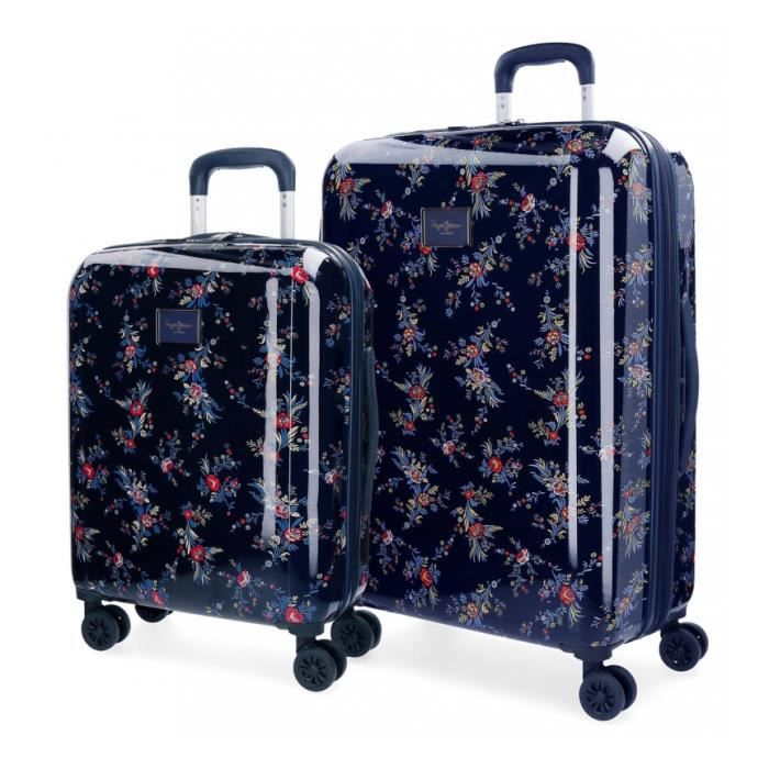 VALISE - BAGAGE Valise Pepe Jeans Emerald - 37L / 78L-