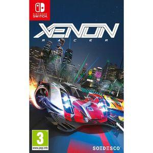 JEU NINTENDO SWITCH Xenon Racer Jeu Switch