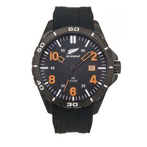 MONTRE Montre All Blacks Homme Silicone Noir 680368 Sport