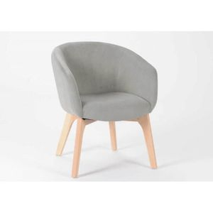 fauteuil de salon scandinave achat vente fauteuil de salon scandinave pas cher soldes. Black Bedroom Furniture Sets. Home Design Ideas