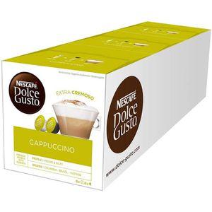 CAFÉ CD-139NESCAFÉ Dolce Gusto Cappuccino - 48 capsules