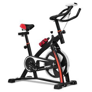 VÉLO D'APPARTEMENT Vélo d'Appartement Cardio Hauteur Réglable Vélo Fi