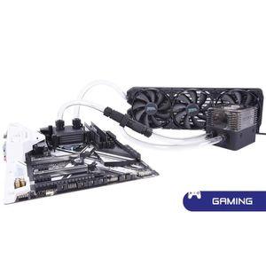 VENTILATION  Alphacool Eissturm Gaming Copper 30 3x120mm - Komp
