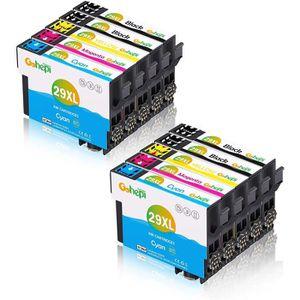 CARTOUCHE IMPRIMANTE Compatible Cartouches d'encre Epson 29 XL Noir/Cya