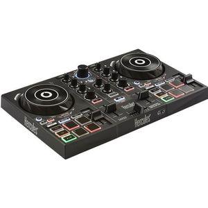 PLATINE DJ HERCULES Inpulse 200 - Contrôleur DJ USB - 2 piste