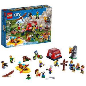 Série 2 Lego Mini Figurine Dompteur avec fouet