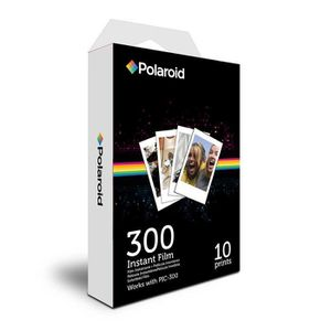 PELLICULE PHOTO POLAROID POLPIF300 10 feuilles pour appareil photo