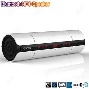 ENCEINTE NOMADE Sensky NFC FM HIFI Bluetooth Speaker enceintes por
