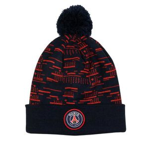 BONNET - CAGOULE Bonnet pompon enfant PSG - Collection officielle P