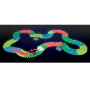 CIRCUIT Circuit magique flexible lumineux Circuit 162 élém