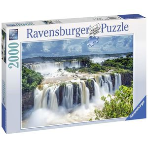 PUZZLE Ravensburger - 16607 7 - Puzzle - Les Chutes D'Igu