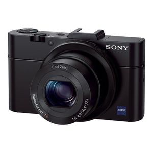 APPAREIL PHOTO COMPACT SONY RX100 KII Compact Noir - CMOS 20MP Zoom 3.6x