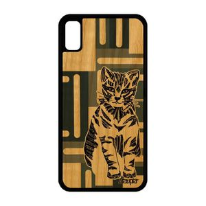 coque iphone xr tigre