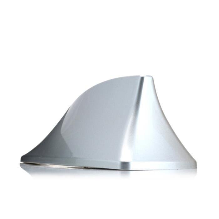 Antenne requin pour Signal de voiture, pour Renault Koleos Clio Megane Duster Sandero Captur Twingo Argent -FY1077
