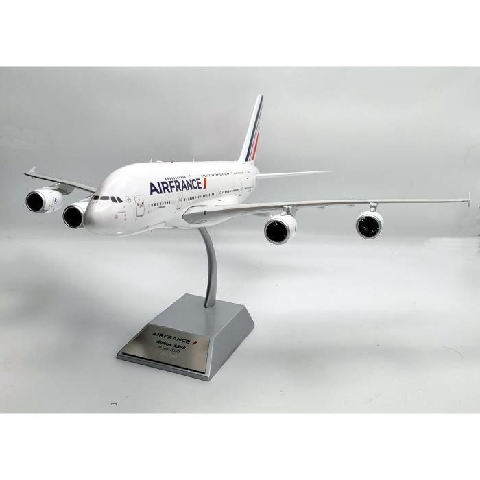 Maquette Avion AIR FRANCE AIRBUS A380-800 Métal 1/200 F-HPJH Série Limitée et Numérotée