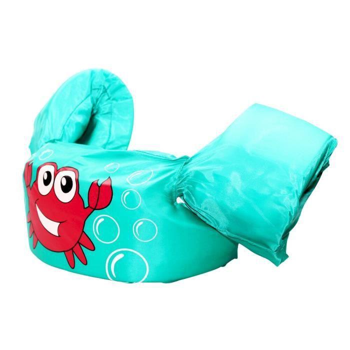 Bébé bras anneau gilet de sécurité flotteur mousse sécurité garçon fille veste maillot de bain gilet flottant pour enfan WL083