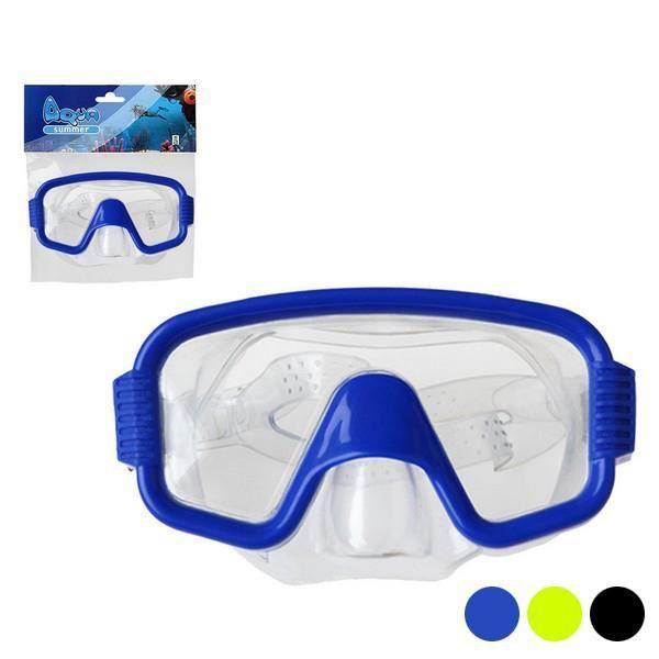 Masque de plongée Adultes Pvc30184646180911