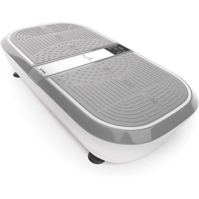 PLATEFORME VIBRANTE - PLAQUE VIBRANTE Sportstech 3D Vibration Plate VP300 - Mega Fat Burner + 5 bandes de fitness suppl&eacute5