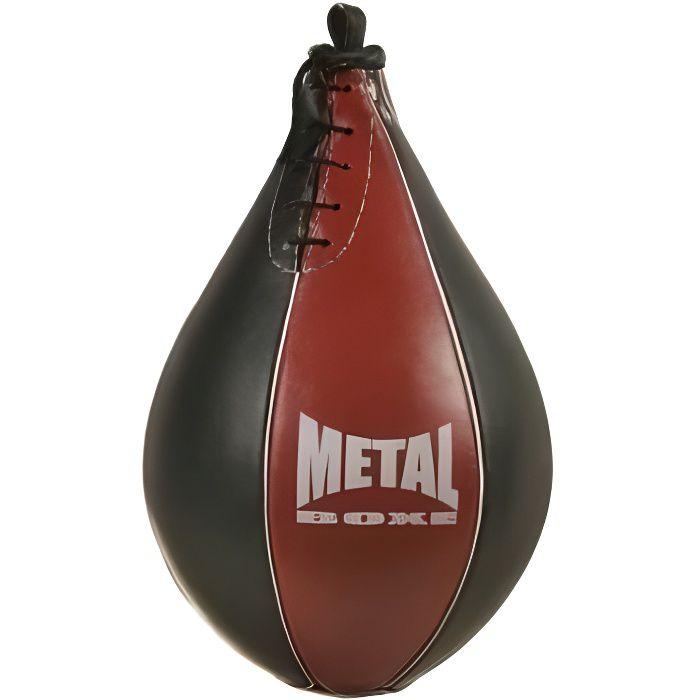 Poire de Vitesse Metal Boxe tailles au choix - M Couleur Multiples