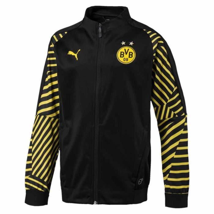 Equipement officiel Football Puma Borussia Dortmund Stadium 18-19
