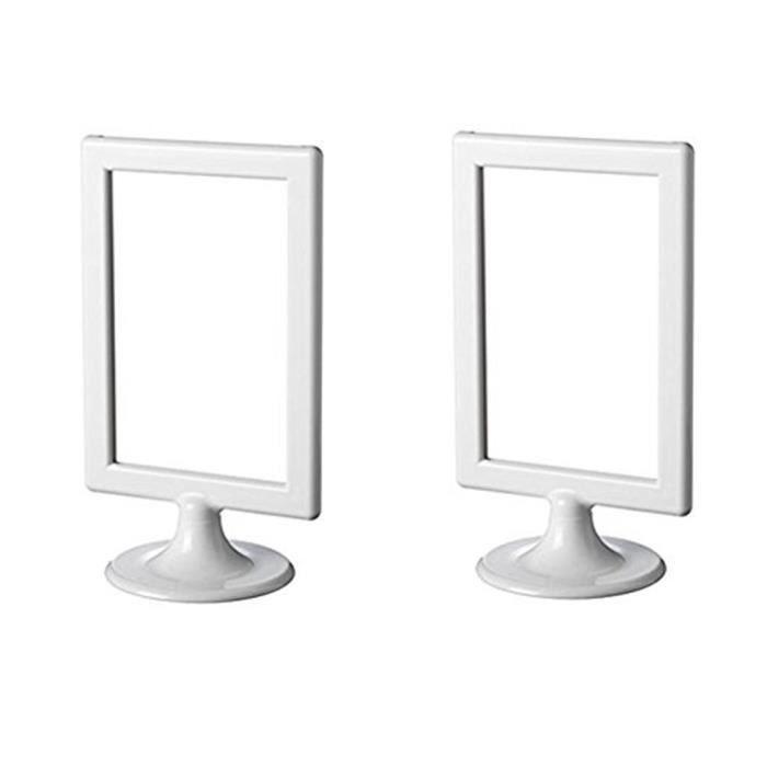 Ikea Cadre Photo Tolsby Blanc 102 X 152 Cm Lot De 2