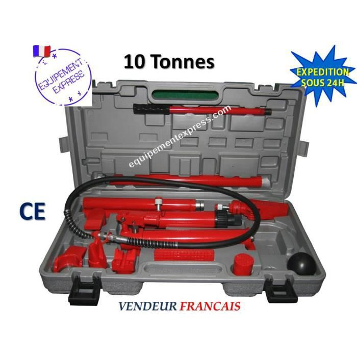 coffret v rins hydrauliques carrosserie 10t achat vente kit v rin de carrosserie coffret. Black Bedroom Furniture Sets. Home Design Ideas