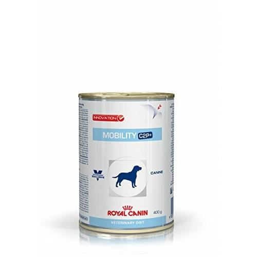 CROQUETTES Royal Canin Veterinary Diet Dog Mobility C2P+ 12 x