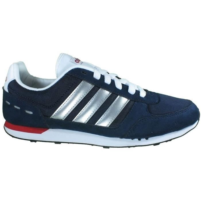 adidas Originals City Racer Gris - Chaussures Baskets basses Homme