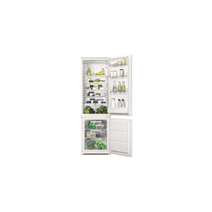 RÉFRIGÉRATEUR CLASSIQUE FAURE Réfrigérateur COMBINE 1 GROUPE - INTEGRABLE
