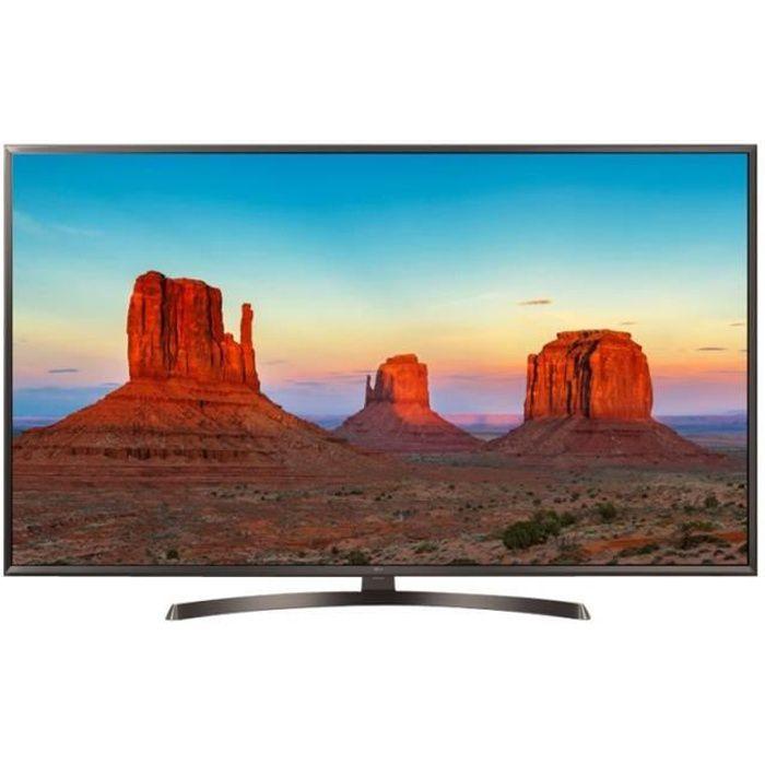 """Téléviseur LED LG 55UK6400 TV LED 4K UHD - 55""""(139cm) - 4K HDR -"""
