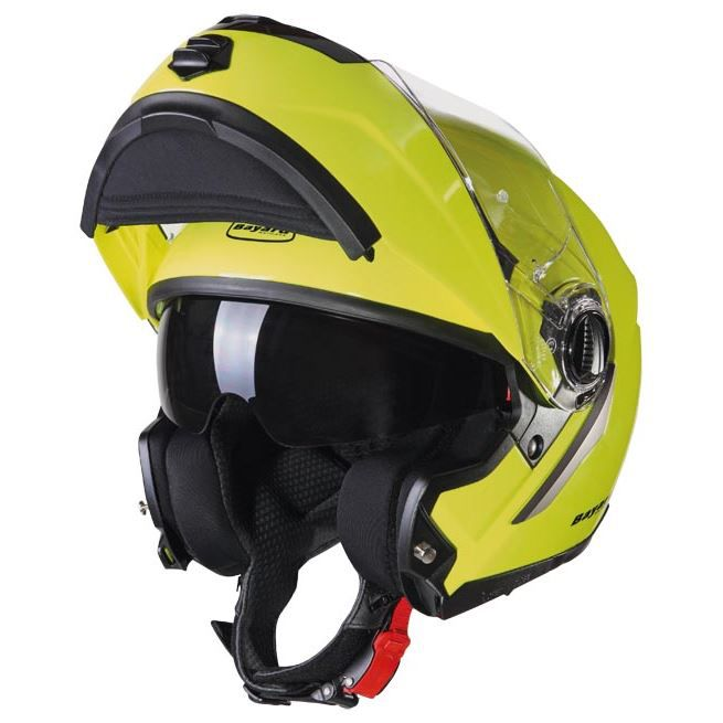 bayard casque fp 30 s jaune fluo achat vente casque moto scooter casque fp 30 s jaune fluo. Black Bedroom Furniture Sets. Home Design Ideas