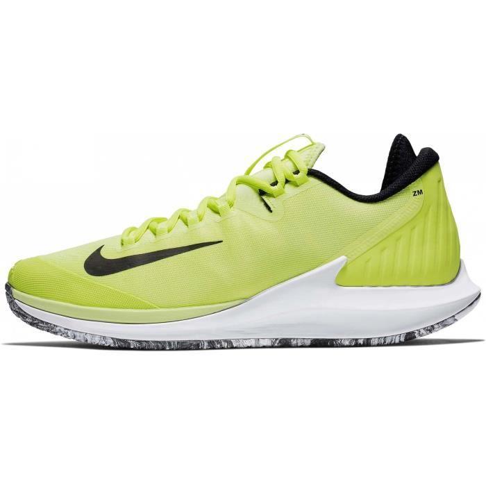 Nike Court Air Zoom Zero Premium Hommes Chaussure tennis jaune ...