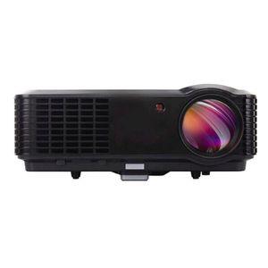 Vidéoprojecteur 4K FULL HD Videoprojecteur - 3D 1080P 4500 Lumen H