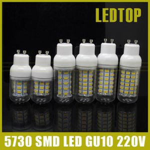 AMPOULE - LED Version Blanc froid - 25w - Ce Rohs 5730 Smd Gu10