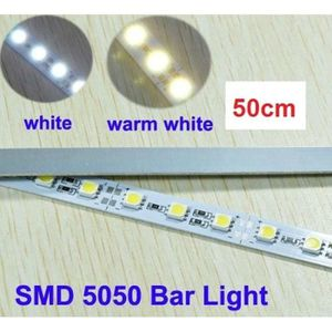 AMPOULE - LED Barrette strip de LED 50 cm ! 108 Leds Chaudes 12V