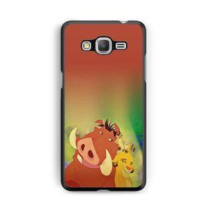 coque samsung j5 2016 roi lion