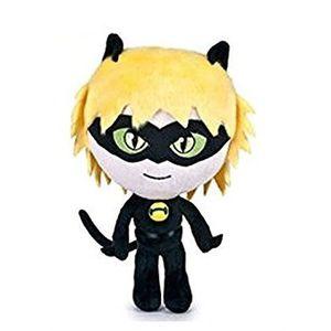 PELUCHE  FP Miraculous Peluche Miraculous Chat Noir Blond