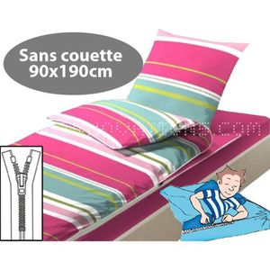 couette zippee achat vente couette zippee pas cher cdiscount. Black Bedroom Furniture Sets. Home Design Ideas