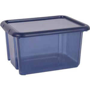 BOITE DE RANGEMENT EDA PLASTIQUE Boîte de rangement Funny Box 30 L -