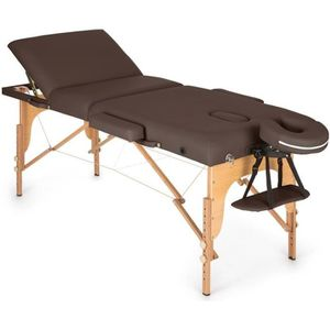 Table de massage Klarfit MT 500 Table de massage pliante 210 cm 200