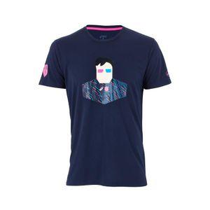 MAILLOT DE RUGBY T-shirt Stade Français Graphic Bleu