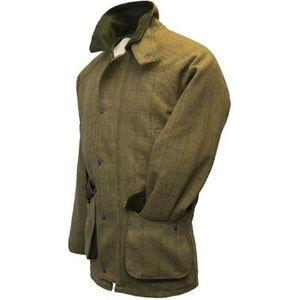 VESTE Walker & Hawkes - Veste Derby pour homme - tweed -