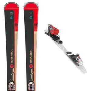 SKI ROSSIGNOL Famous 6 Ski + Xpress W 11 B83 Fixations