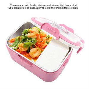 LUNCH BOX - BENTO  Boîte à Lunch Chauffante Récipient de Réchauffeur