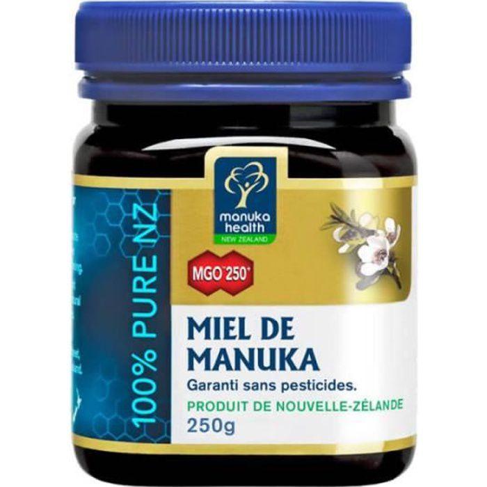 MANUKA HEALTH MIEL DE MANUKA MGO 250+ 250 G