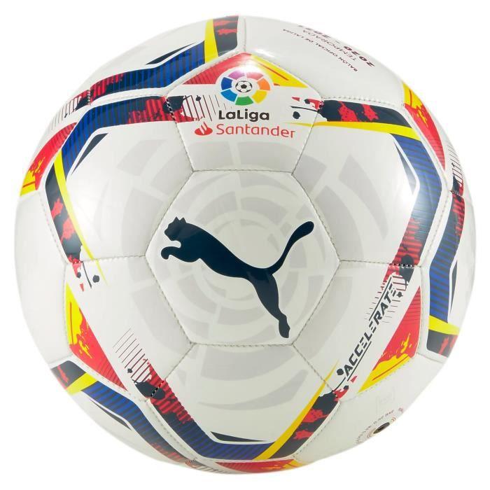 Puma 2020/21 La Liga 1 Accelerate Ballon de Football Soccer Blanc