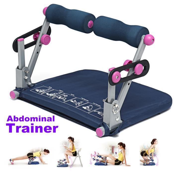 NEUFU Abdominaux Fitness Entraînement Machine d'entraînement Équipement de gym à domicile