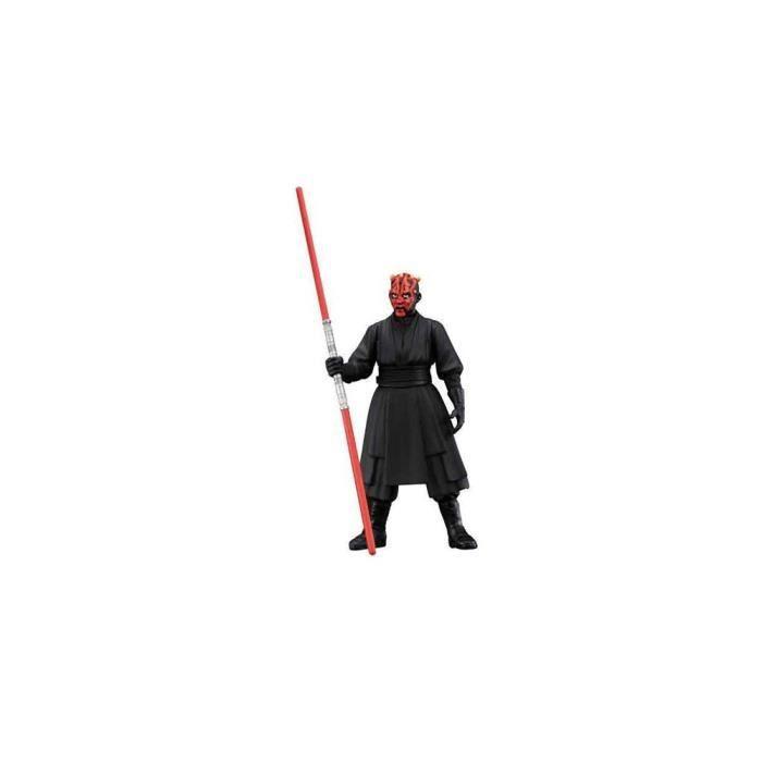Figurine Star Wars - Darth Maul Métal Collection 6c