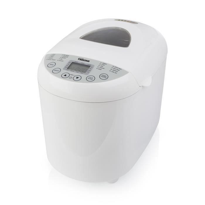 Tristar Machine à pain BM-4586 550 W Blanc